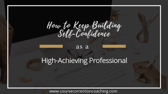 How to Keep Building Confidence Title Picture