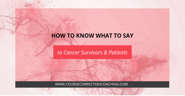 How to Know What to Say to Cancer Survivors Title Image