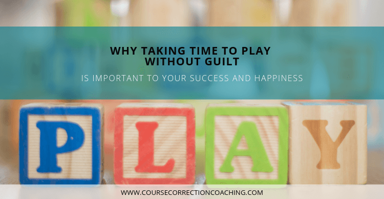 How to Play Without Guilt Title Picture