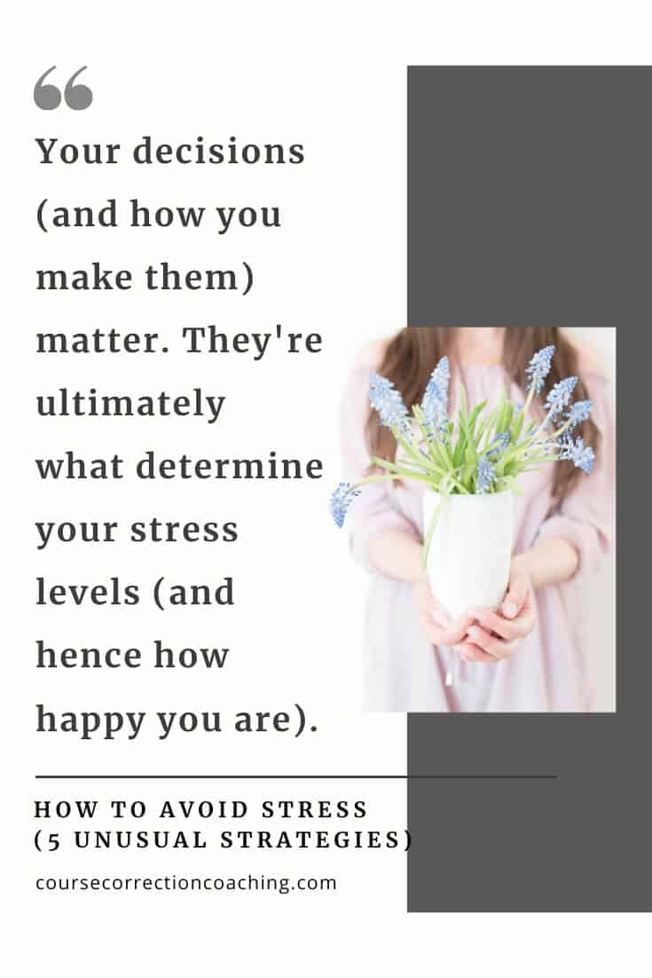 Pinterest image with quote